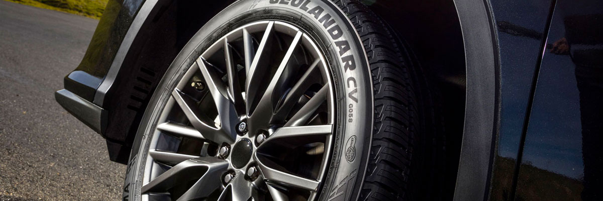 Yokohama Geolandar CV G058 tires review test