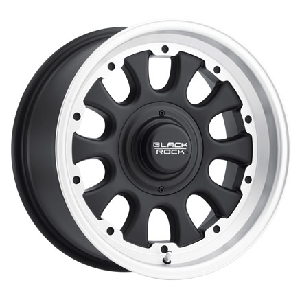 Black Rock Wheels